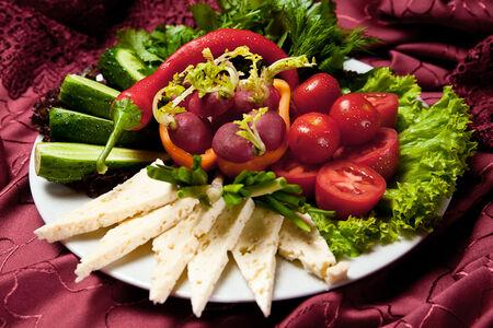 Овощная корзина Армения