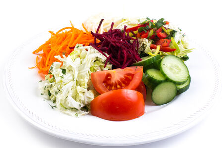 Салат-бар Овощной