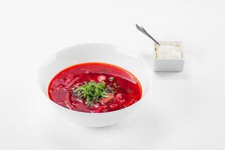 Суп Борщ с мясом