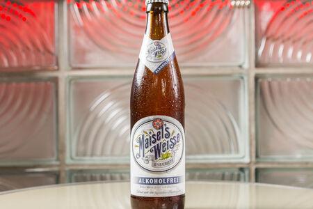 Пиво безалкогольное Маisel's Weisse