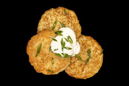 Драники картофельные шоковой заморозки