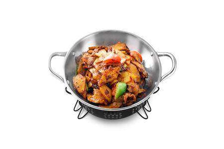 Жареный картофель Ган Го
