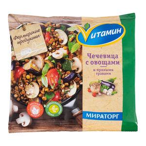 Чечевица «Vитамин» овощи-пряные травы