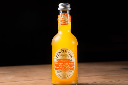 Лимонад Fentimans Mandarin and seville orange jigger