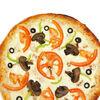 Фото к позиции меню Пицца с курицей и грибами