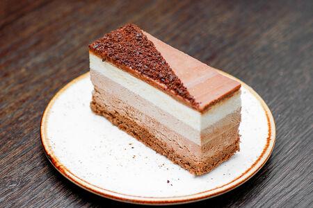 Пирожное Три Шоколада