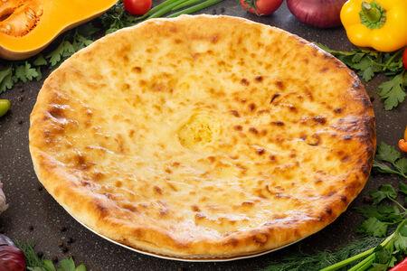 Осетинский пирог с картошкой и жареным луком