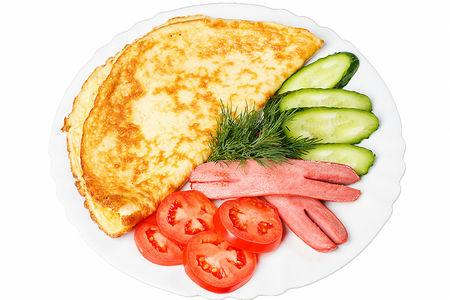 Завтрак по-европейски