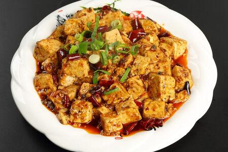 Мала тофу по-сычуански