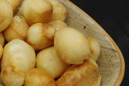 Сушеные сырные шарики