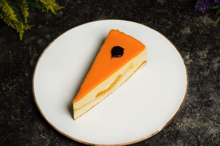 Торт Манго-маракуйя
