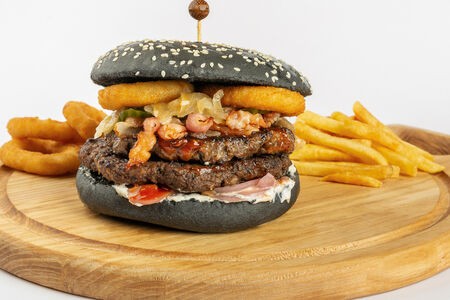 Гамбургер Jсобый двойной