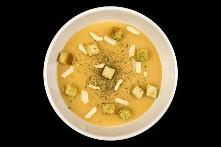 Крем-суп Четыре сыра