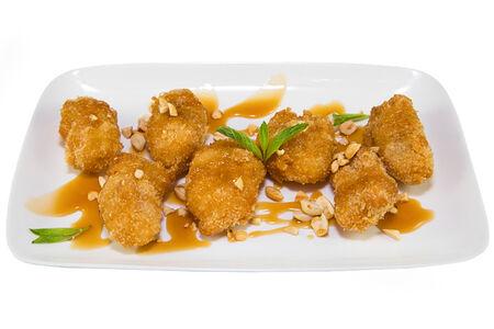 Вьетнамский десерт Бань Чуой