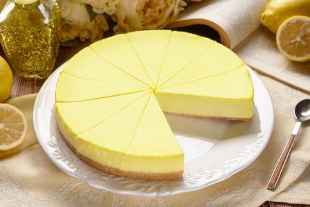 Чизкейк Нью-Йорк с лимоном Стандарт
