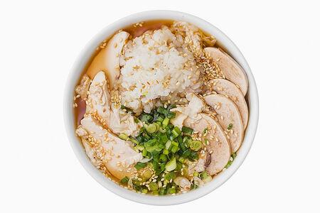 Суп Тори тядзуки