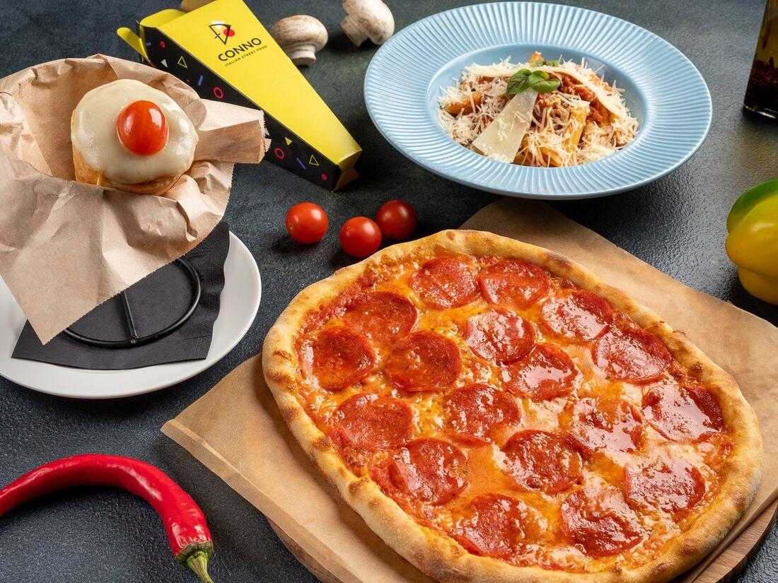 Conno-italian street food