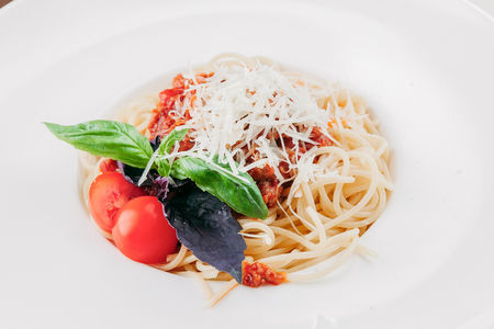 Спагетти Болоньеза