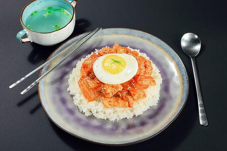 Кимчи поккым паб