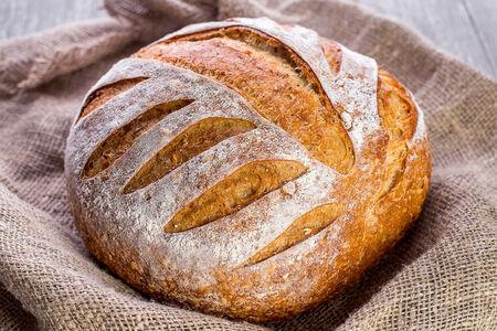 Хлеб Заварной с мёдом