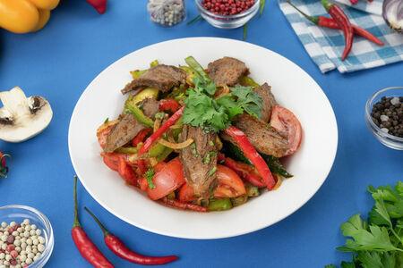 Фирменный салат Лаза Джан