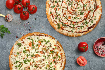 Пицца Комбо-набор Двое голодных