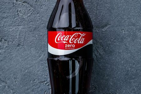 Кока -кола zero