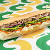 Фото к позиции меню Сэндвич Грибной