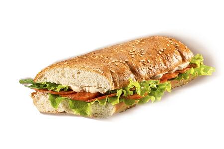Сэндвич Пепперони