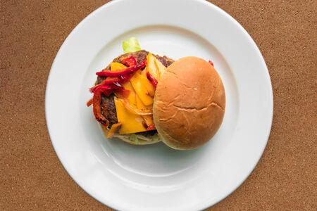 Бургер Мини с говядиной
