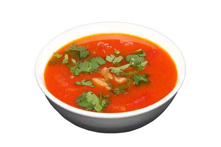 Суп Оригинальный томатный из бычьих хвостов