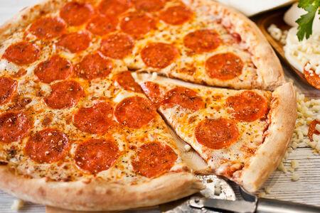 Пицца Пепперони для босса