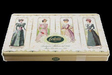 Набор шоколадных конфет Feletti Latta Dama