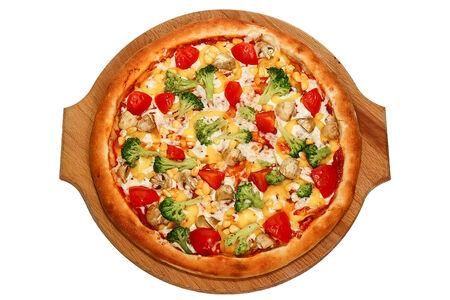 Пицца Вегетарианка
