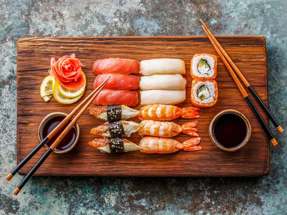 Katayama sushi ramen