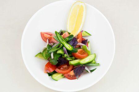 Салат Чобан-салат