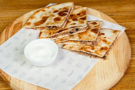 Пицца по-казахски