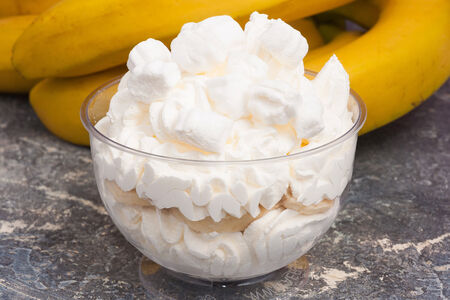 Десерт Банановый