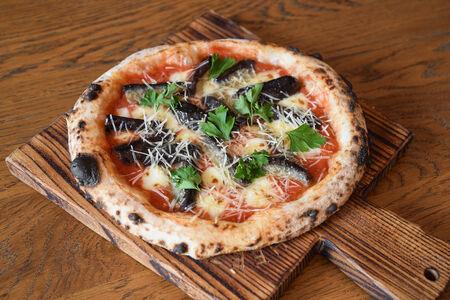 Пицца Баклажана Пармеджана