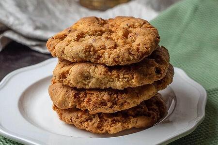 Хрустящее печенье