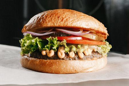 Чизбургер Харлей