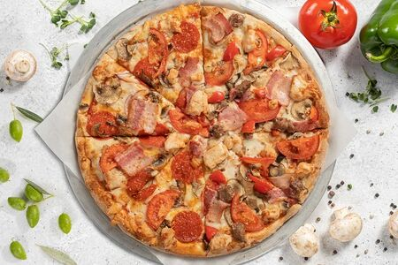 Пицца Крымская