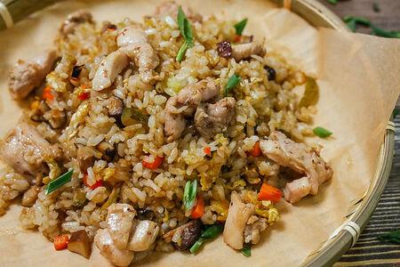 Рис с курицей Ком Ран Га
