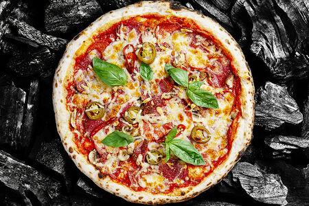 Пицца Острая с перцем чили