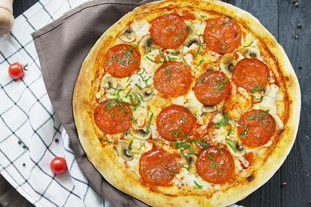 Пицца Пепперони фунги