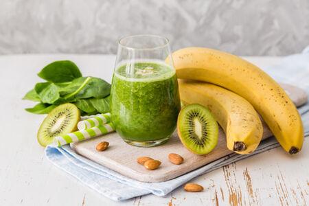 Смузи Киви & Банан