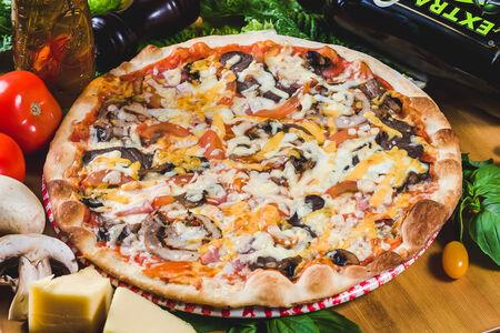 Пицца Домашняя Мясная