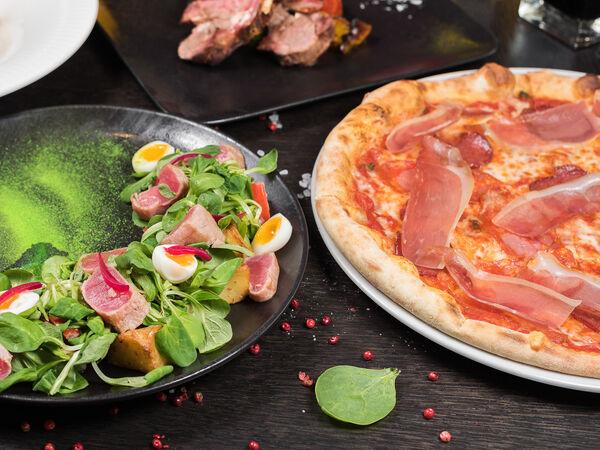 Итальянский ресторан La Storia