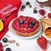 Фото к позиции меню Пирожное Свежие ягоды