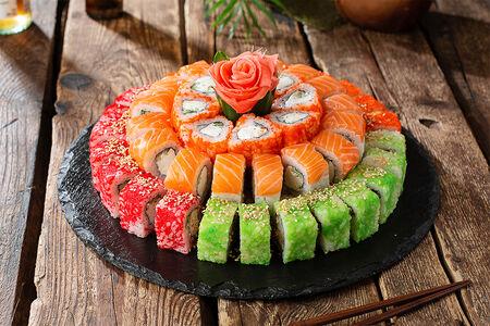 Набор Суши торт Филадельфия